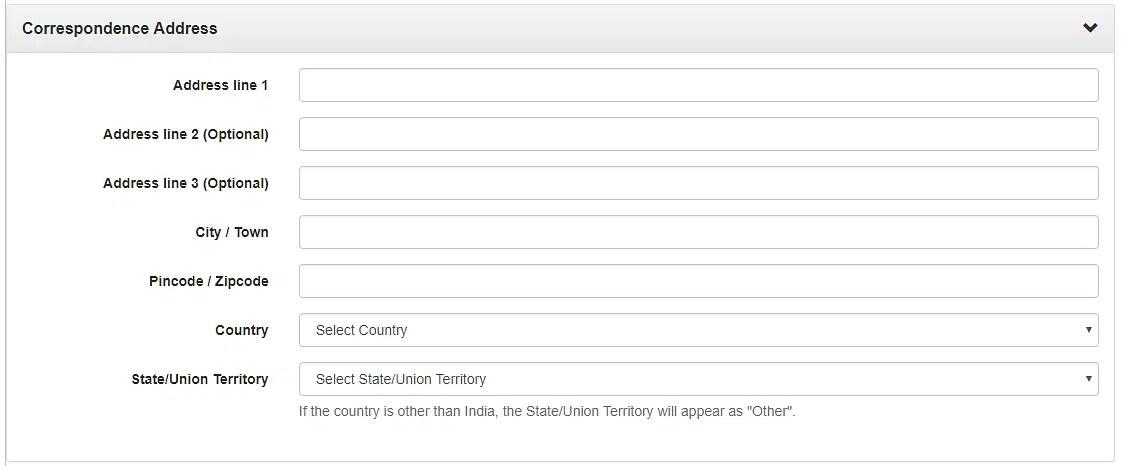 GATE 2019 Application Form, Registration, Dates, Steps